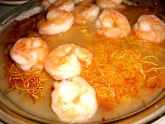 Shrimp Chowmein!