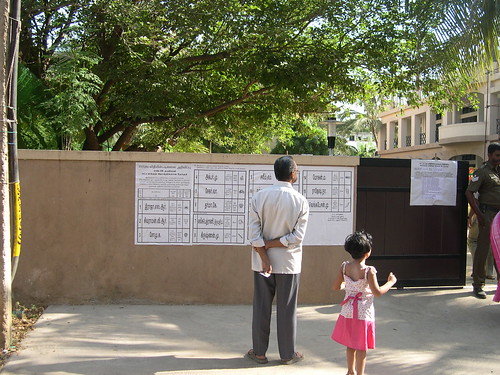 Elections 2006 - Dilemma of a Voter
