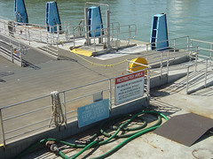 Sausalito Ferry Pier