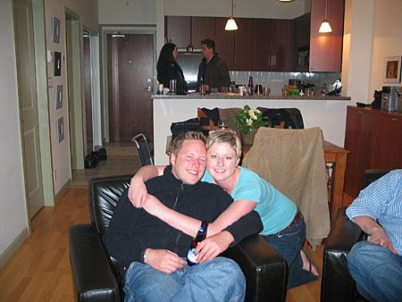 Jeremy and Bridget