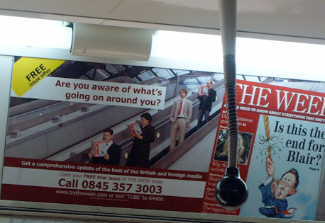 The Week Tube Ad