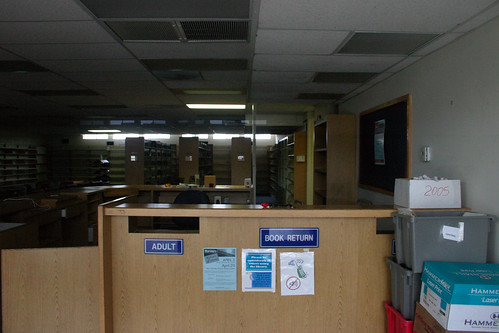 Mariners Library Checkout