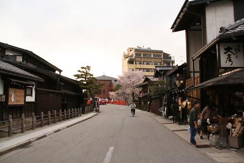 古街與中橋