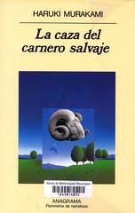 MurakamiCazaCarneroSalvaje