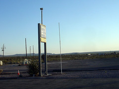 Nevada Desert Gas Prices
