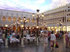 Venetian Plaza