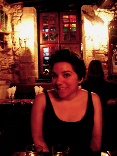 Ari at Chez Marianne