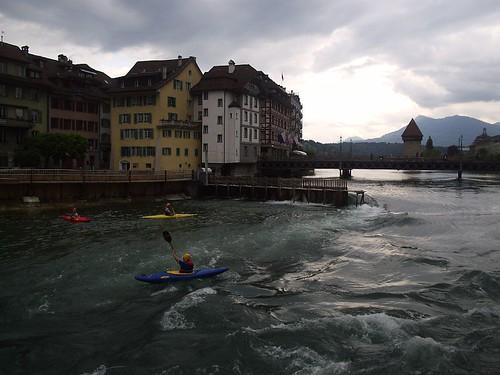 Lacerne Switzerland