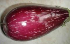 aubergine!