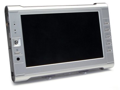 7in LCD TV