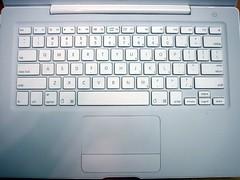 MacBook (White) Keyboard