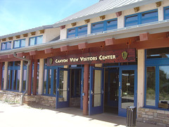 Canyon View Visitors Center