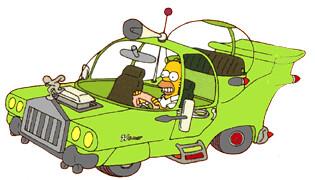 Homer_dreamcar