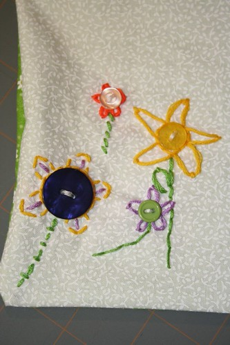 embroidery flowers, cu