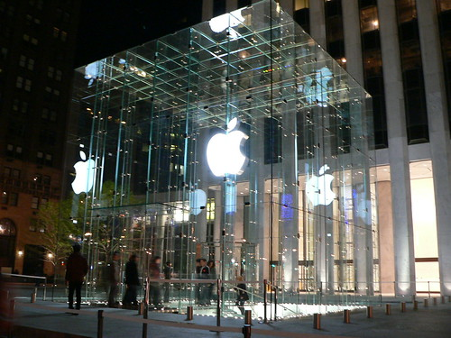 Apple Store on Fifth Avenue