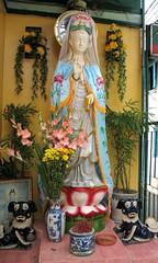 Buddha? Mary?