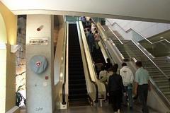 Escalator to Monte Fort