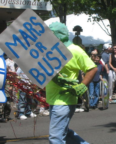Mars or Bust!