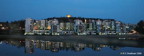 Kuokkala by Night