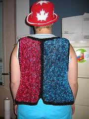 Vest Back
