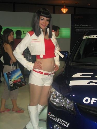 Honda Girl