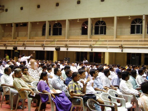Karuthu Meeting Audience