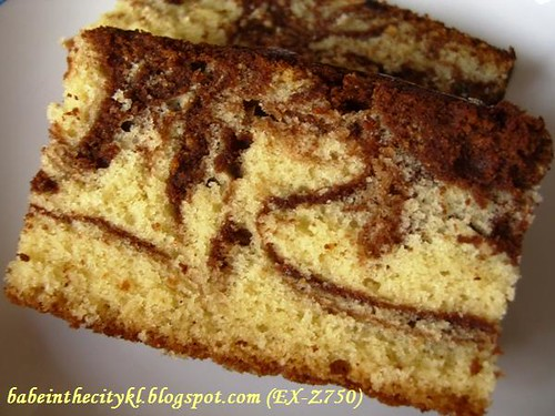 Marble Cake Recipes In Microwave: Babe In The City