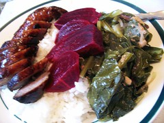 Collard-in-cocomilk_plate