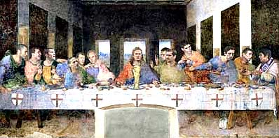 England's Last Supper