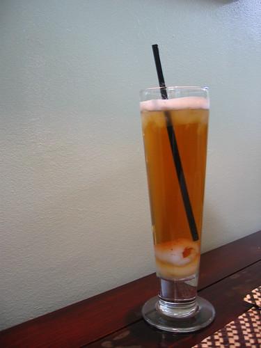 Cha Fahn - Lichee Tea