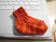 Better-Than-Booties Baby Socks -Interweave Knits