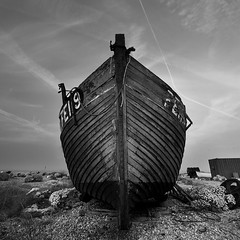 dungeness boat photo by Adam Clutterbuck