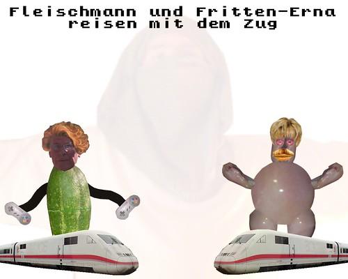 Fleischmann_und_Fritten-Erna_fahren_Zug