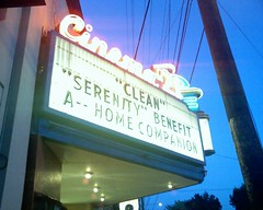 Serenity Marquee