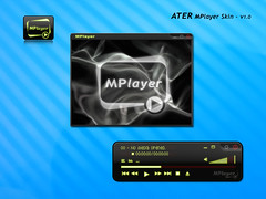 ater mplayer skin