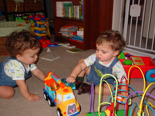 Timmy and Xander Feb 2006