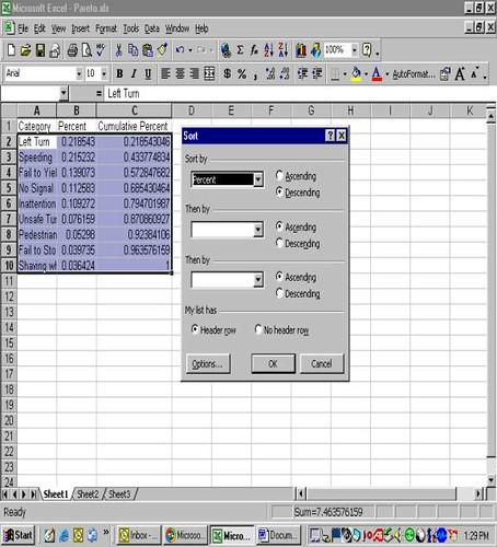 www.shmula.com, pareto chart