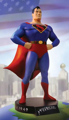 Fleischer Superman Statue