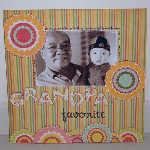 granpa's favorite