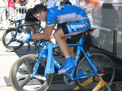 Hincapie at Prologue