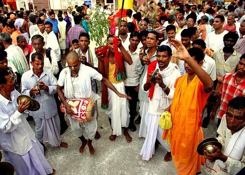 Rath Yatra, Puri, Orissa.