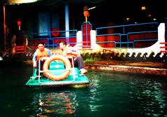 Fake Lomo: Genting Boat Right