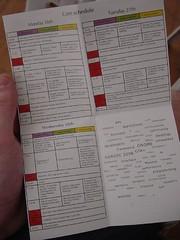 EL programa de la GUADEC 2006