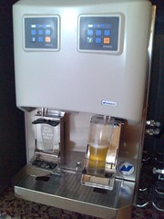 The Narita beer machine is still there