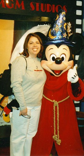 me and the mouse