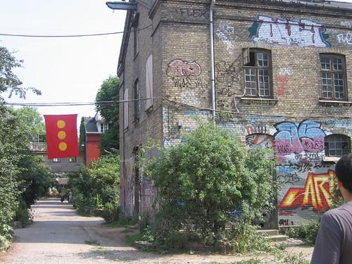 Christiania street