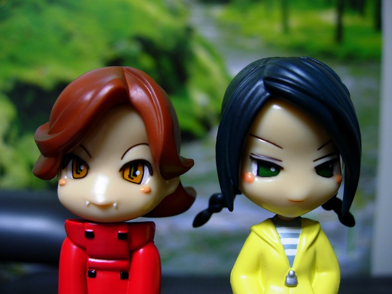 My Pinky dolls