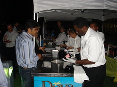 Ice Cream at Google Dance V
