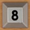 tabletop sudoku number 8