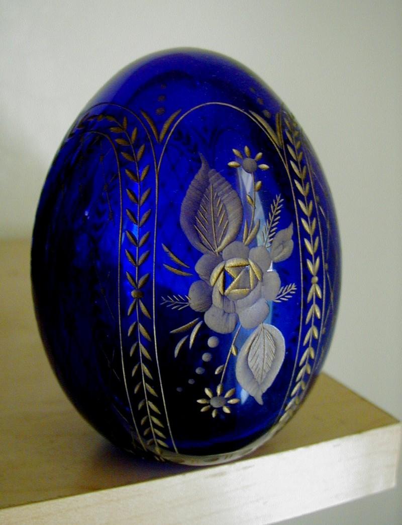 Black Glass Ball Ornaments